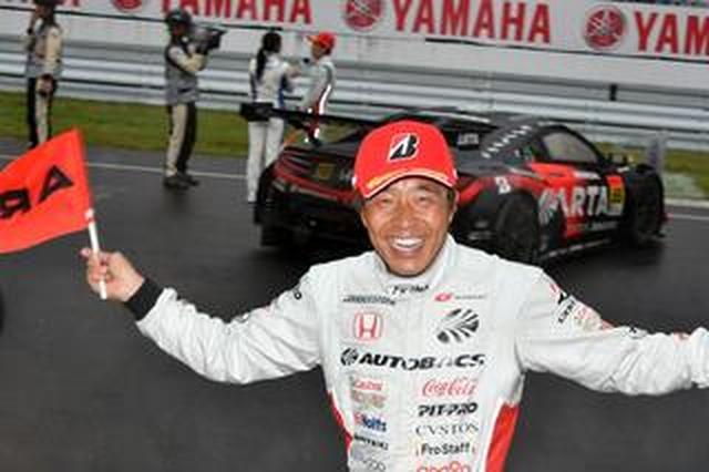 画像: チャンピオンに王手!ARTA NSX GT3が勝利【スーパーGT選手権 GT300クラス】Rd07 スポーツランド菅生