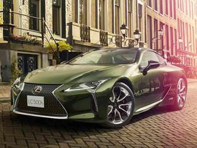 画像: レクサスLCとISの特別仕様車が発表に。「CRAFTED」というレクサスならではの思想に基づいて開発