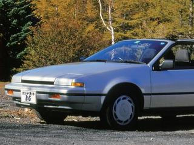 画像: 【昭和の名車 98】日産 エクサクーペ:昭和61年(1986年)