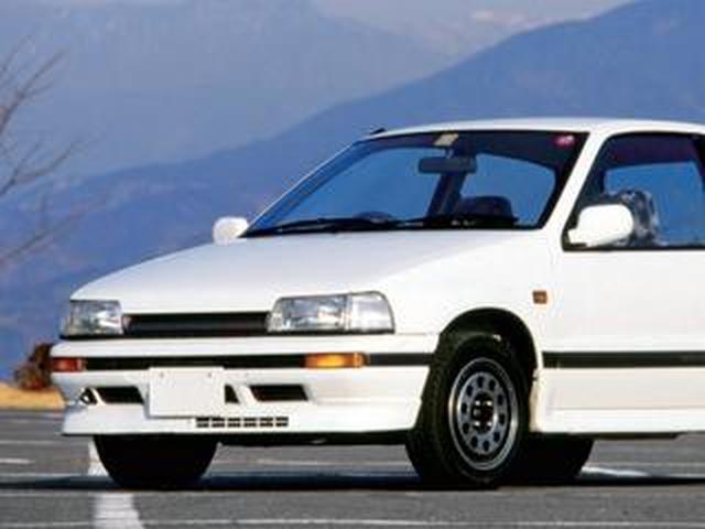 画像: 【昭和の名車 100】ダイハツ シャレード 3ドアHB GTti:昭和62年(1987年)