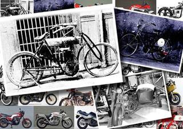 画像: 【日本バイク100年史 Vol.001】世界に誇る歴代国産車たち(1909-1955年)<Webアルバム>
