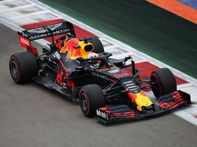 画像: F1ロシアGP、レッドブル・ホンダはペナルティを消化しながら4-5位入賞。次戦日本GP見据えて準備着々