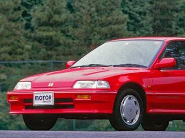 画像: 【昭和の名車 104】ホンダ シビック3ドア Si:昭和62年(1987年)