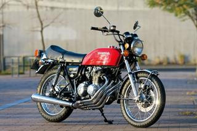 画像: 「もう一度、ヨンフォアに乗りたい」Honda CB400 FOUR(1974年)<ヨンヒャク今昔物語>-Be Reborn-
