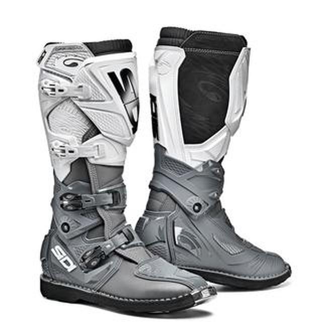 画像: SIDIから待望のミドルクラスブーツが登場。軽量さと操作性に優れた2モデル
