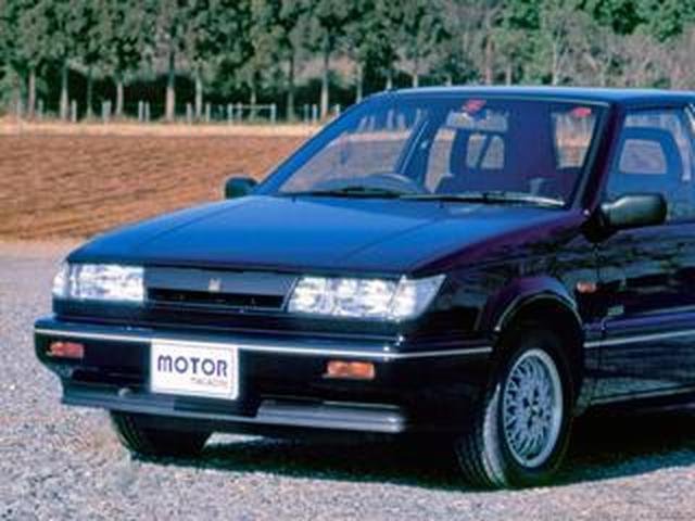 画像: 【昭和の名車 106】いすゞ ジェミニZZ ハンドリングbyロータス:昭和63年(1988年)