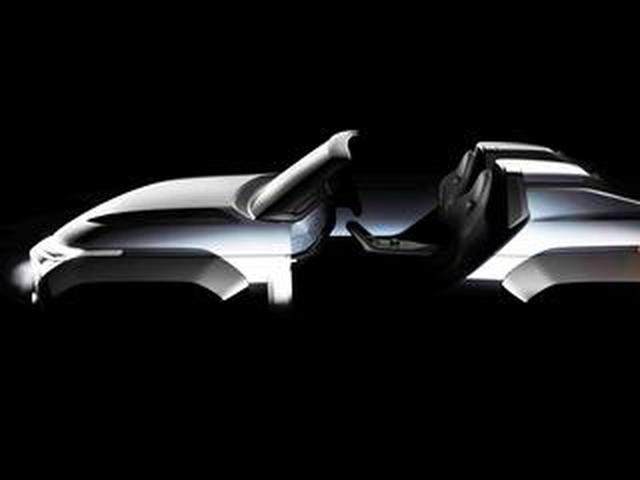 画像: 【東京モーターショー】三菱は電動SUVコンセプトカー「マイテックコンセプト」をワールドプレミア