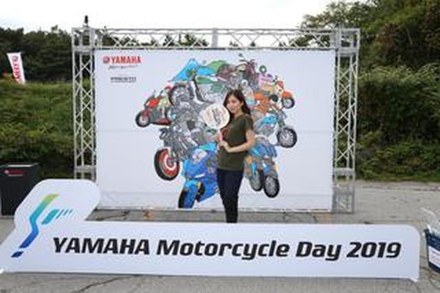 画像: 初めてのSR400キックスタートも体験!「YAMAHA Motorcycle Day 2019」に初参加してきました!(須藤セリナ)