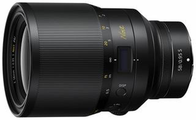 画像: Zマウントレンズ、S-Lineの最高峰 NIKKOR Z 58mm f/0.95 S Noct発売!