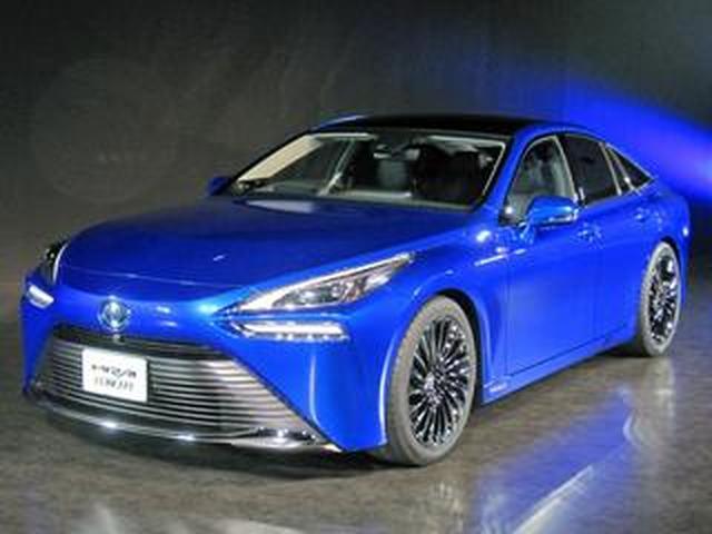 画像: 【東京モーターショー】トヨタ 「MIRAI Concept」をFUTURE EXPOにおいて初公開