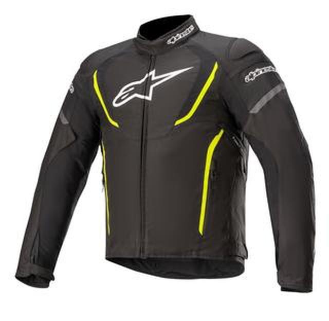 画像: ベーシックなデザインで着やすい! アルパインスターズから防水仕様の3シーズンジャケットが新たに登場