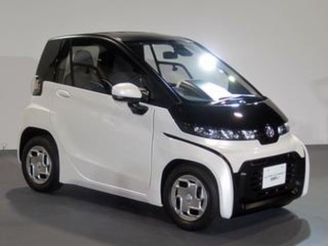画像: 【東京モーターショー】トヨタがフューチャー エキスポに「超小型EV」を出展。2020年冬ごろに発売予定