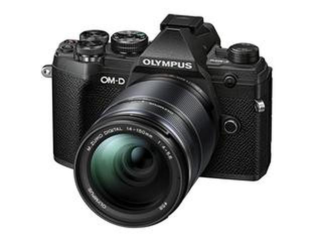 画像: オリンパスは「OM-D E-5 Mark III」を発表。発売は11月下旬、ボディ市場想定価格は税別15万円前後。