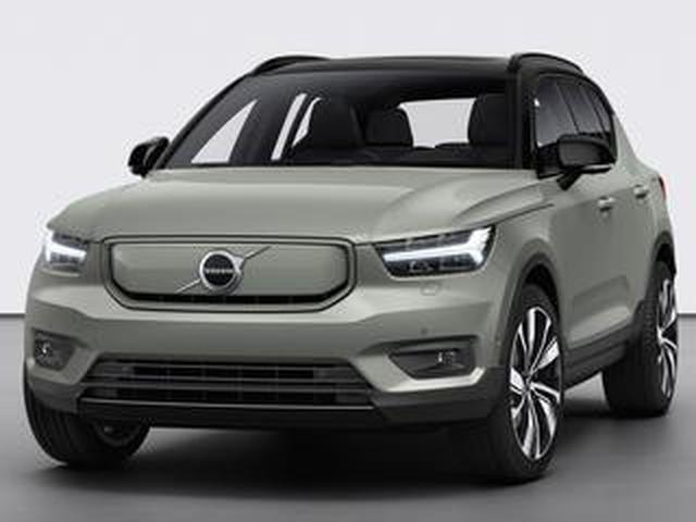 画像: ボルボが電気自動車「XC40リチャージ」を欧州で発表。今後5年間でEVを5モデル投入予定