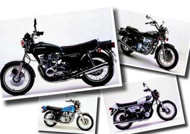 画像: Z1000、エアラ、ジナナ!革新的なバイクが登場した70年代後半【日本バイク100年史 Vol.013】(1977-1978年)<Webアルバム>