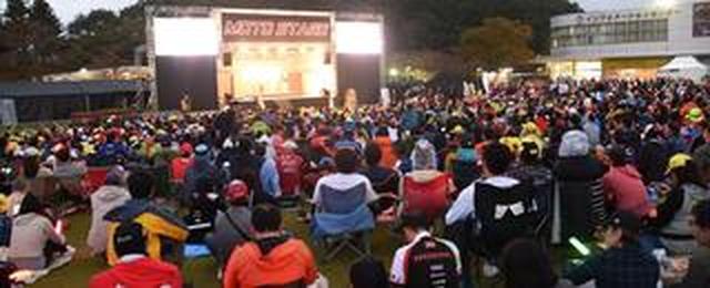 画像: <MotoGP> さぁ決勝! 明日はきっと晴れる!...といいな ~前夜祭 RGツーリングクラブ大あばれw