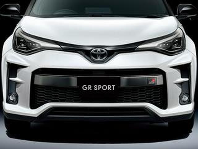 画像: トヨタC-HRがマイナーチェンジ、6速MTを新設し、またも「GRスポーツ」グレードを拡充