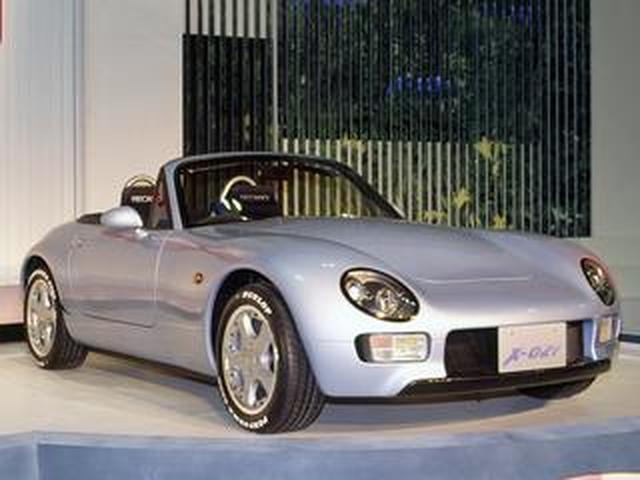 画像: 【懐かしの東京モーターショー 13】1991年、ダイハツはX-021で新たなスポーツカー市場の開拓を目指した