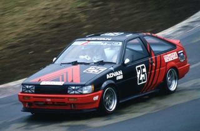 画像: 【グループAの名車05】プライベーターのレース活動を支えた「AE86レビン・トレノ」が大排気量車を追いかける
