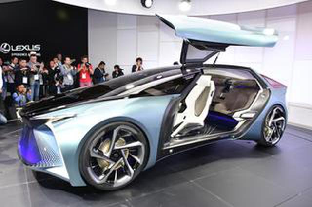 画像: 【東京モーターショー】EVコンセプト「レクサス LF-30 Electrified」が世界初公開! インホイールモーターで自在の走り