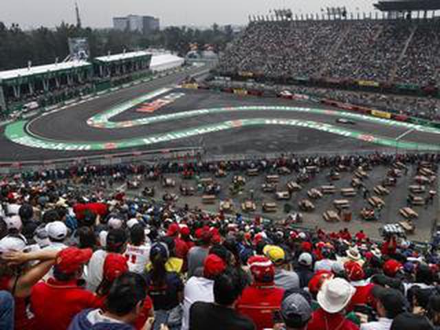 画像: F1メキシコGP開幕、ルイス・ハミルトンがチャンピオンを決定するか!?【モータースポーツ】