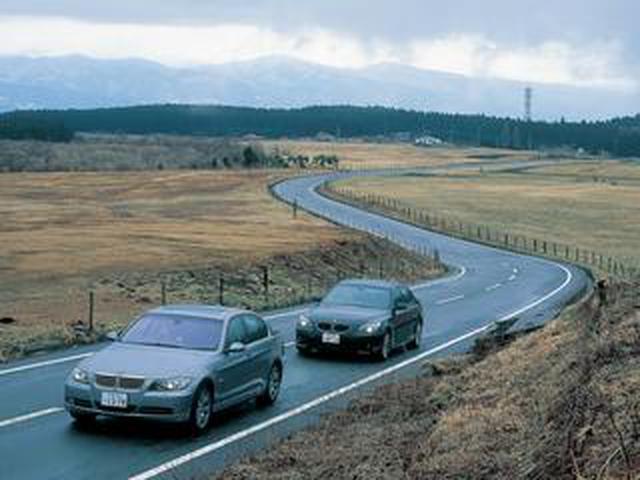 画像: 【ヒットの法則34】5代目E90型BMW 3シリーズはハンドリング性能では5シリーズをも圧倒していた