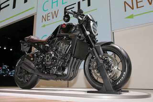 画像: 東京モーターショーに行くならこのバイクにも注目!! ホンダ「CB1000Rカスタマイズコンセプト」