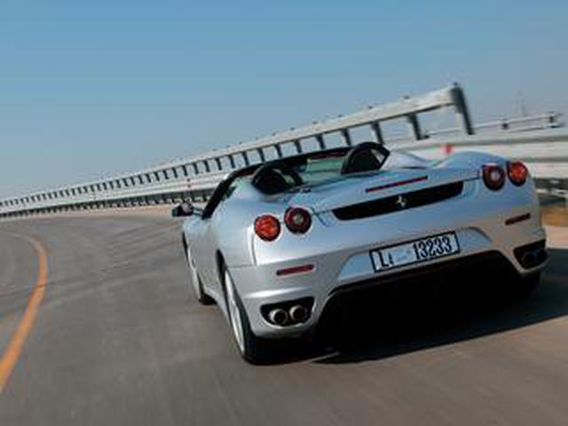 画像: 【ヒットの法則36】フェラーリはF430スパイダーの販売比率を55%と予想していた