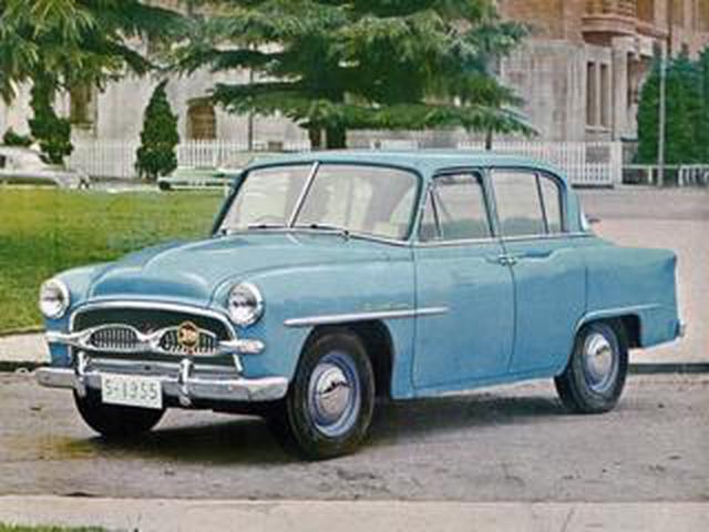 画像: 【クラウンの系譜 01】初代はトヨタ独自の技術で開発された、日本初の純国産乗用車【新連載】