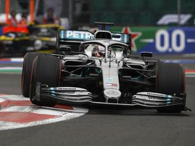 画像: F1第18戦、ハミルトンが今季10勝目、フェルスタッペンはメキシコGPの3連覇ならず【モータースポーツ】