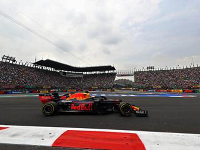 画像: F1第18戦メキシコGP予選、ホンダ絶好調、フェルスタッペンがトップタイムなど全車トップ10入り【モータースポーツ】