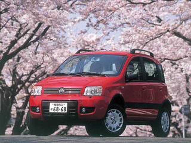 画像: 【ヒットの法則39】2005年、4WDの登場で日本でもフィアット・パンダの人気がさらに上昇