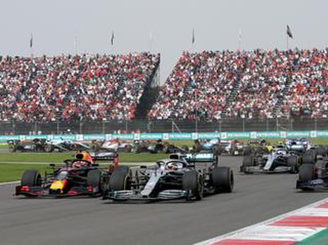 画像: メキシコGP、 ホンダは速さを結果に結びつけることができず【モータースポーツ】