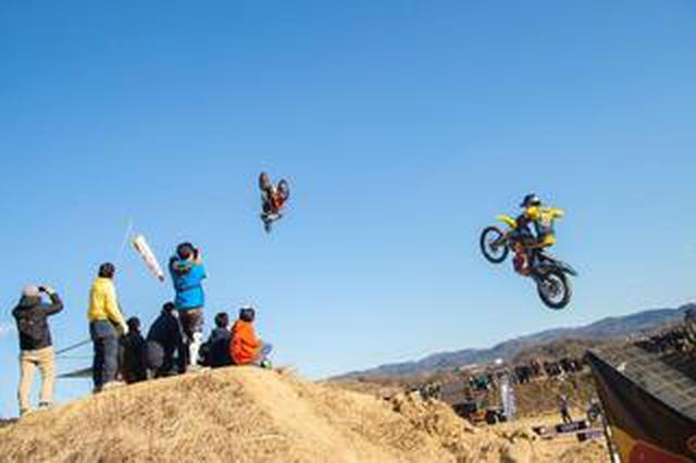 画像: FMXだけじゃない、オフロードバイクの祭典。ワダポリスジャムモト2020開催決定
