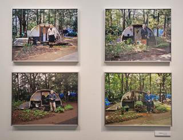 画像: 野口健吾写真展「庵の人々 The Ten Foot Square Hut 2010-2019」が銀座ニコンサロンにて開催中です。11月12日(火)まで。