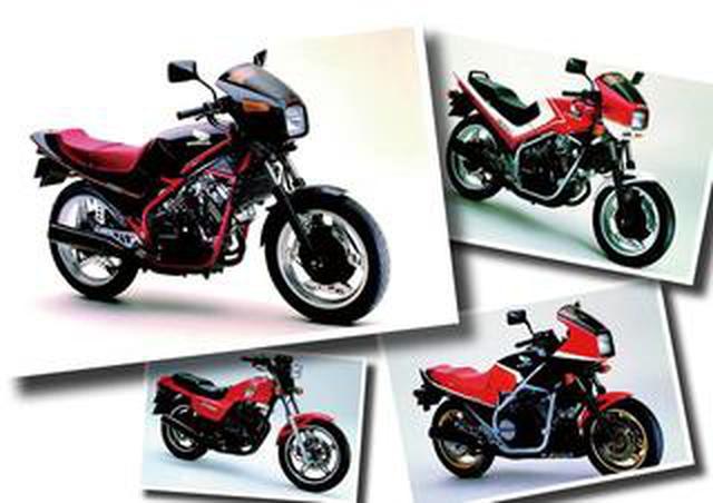 画像: Vツインスポーツモデルが大人気に!【日本バイク100年史 Vol.028】(1982-1983年)<Webアルバム>
