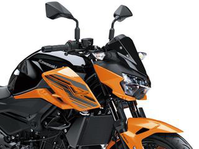 画像: カワサキ「Z250」の2020年モデルは、Z400とイメージを共通化し同じく11月1日(金)に発売開始!