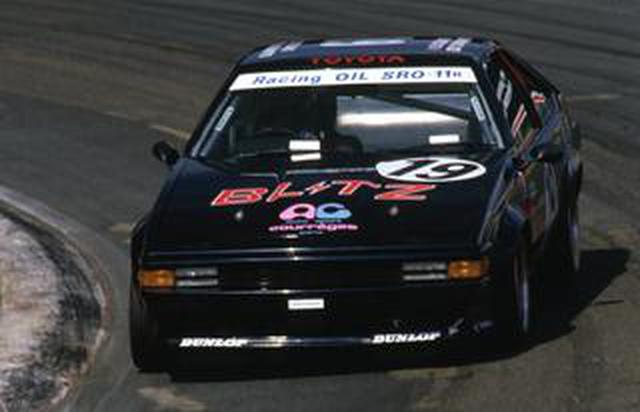 画像: 【グループAの名車 07】セリカXX(MA61)がスープラとして1985インターTECに参戦。トヨタファンを沸かす!