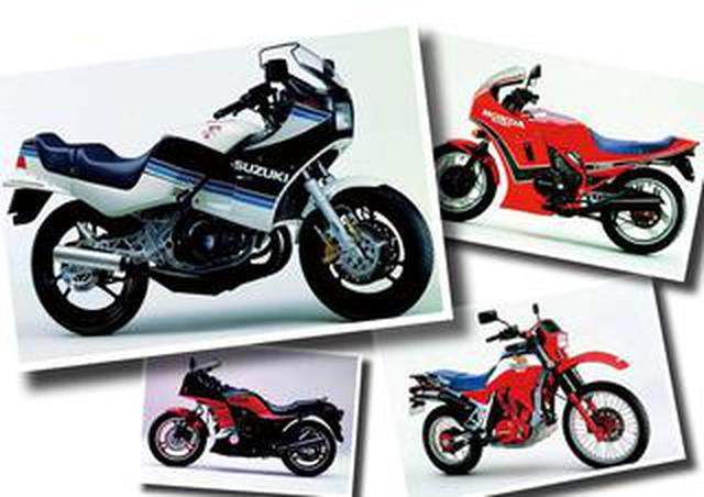 画像: RG250Γの登場によってレーサーレプリカブームが到来!【日本バイク100年史 Vol.030】(1983-1984年)<Webアルバム>