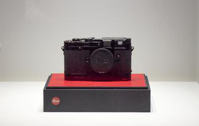 画像: Leitz Photographica Auctionに出品される 希少なライカが来日