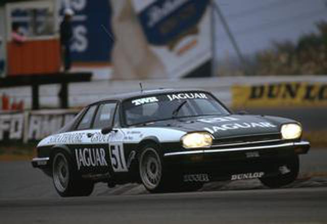 画像: 【グループAの名車 08】ジャガーXJSが1986年インターTECでスタリオンとポールポジション争い!