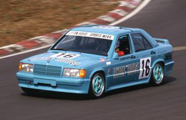 画像: 【グループAの名車11】メルセデス ベンツ190E2.3-16コスワースは、グループA制覇のために生まれたマシン