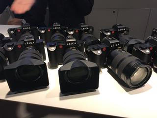 画像: 「ライカSL2」製品発表会が東京・ライカ銀座店で開催!