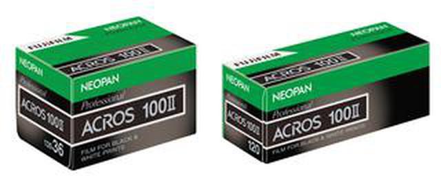 画像: 黒白フィルムが復活! 富士フイルム「ネオパン100 ACROS II」
