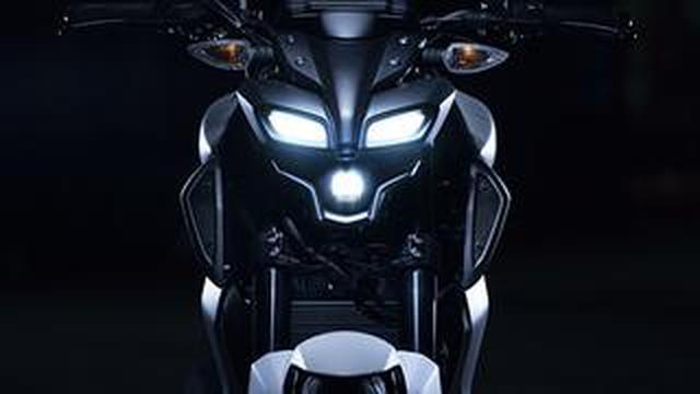 画像: 欧州で人気のヤマハ「MT-125」も新たなデザインに! 125ccでも倒立フォークを採用、シリーズすべて共通イメージとなった!