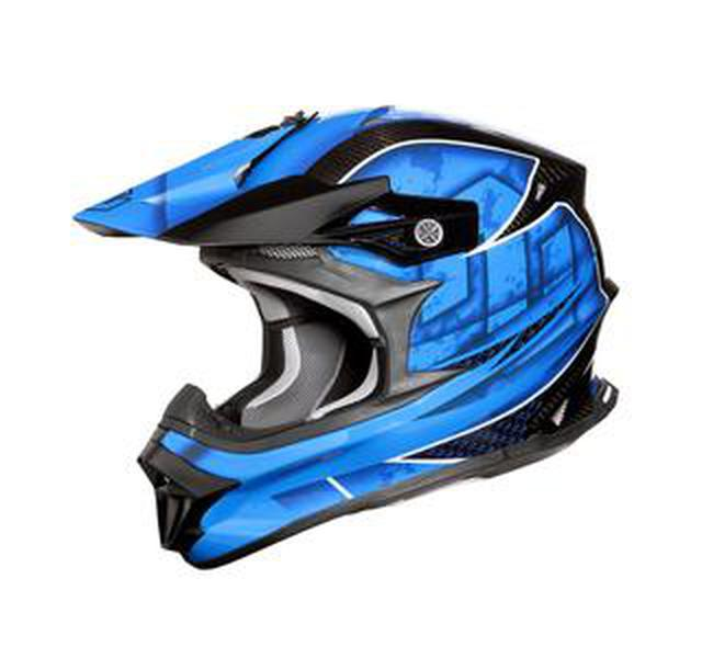 画像: 軽量リーズナブルなオフロードヘルメット「マッドジャンパー」が、モデルチェンジでMFJ公認に