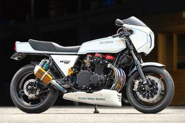 画像: ブルドックZ1-R(カワサキZ1-R)/GT-Mデモ車をモチーフにしたレプリカカスタム#Heritage&Legends