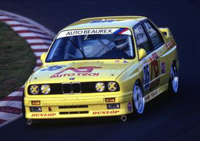 画像: 【グループAの名車15】BMW M3がひとクラス上のマシンを蹴散らす活躍を見せ大人気に!