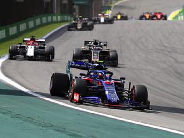 画像: F1ブラジルGP、ガスリーが明かすハミルトンとの最後の攻防の後に見えたもの【モータースポーツ】