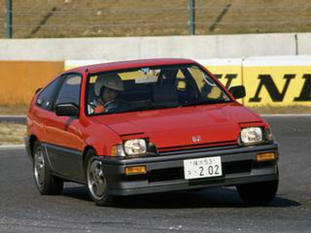 画像: 【80's ボーイズレーサー伝 08】バラードスポーツCR-Xは元祖FFライトウエイトスポーツとしてFR勢を翻弄!